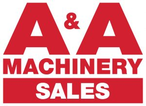 AA Machinery Sales Logo