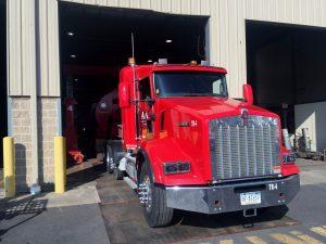 A&A truck