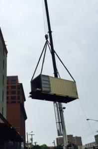 rigging and crane services