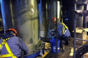 A&A provides millwright services