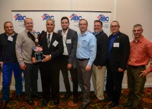 A&A EIC Award Best in Specialty Rigging