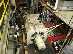 4 1/2 MW Solar Generator Removal